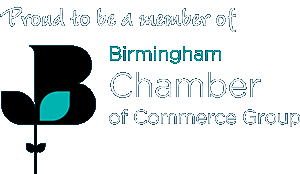 Current member of Birmingham Chamber of Commerce